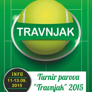 "Turnir parova ""Travnjak"" 2015"
