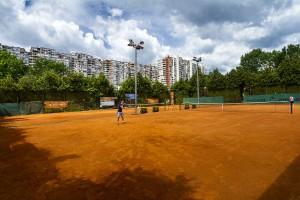 Travnjak tenis teren1